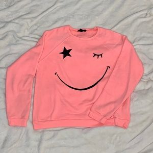 Forever 21 Smile Sweater